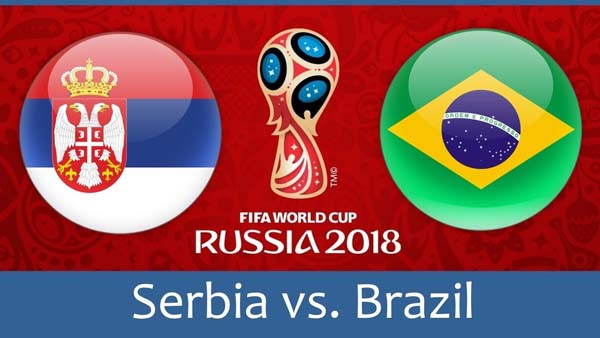 link truc tiep tran serbia vs brazil 1h ngay 28/6 - link sopcast, acestream hd 1080