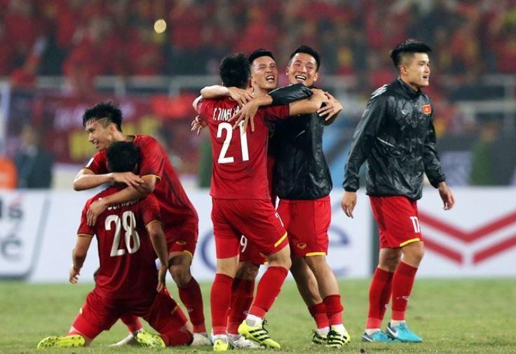 doi hinh tham du cua doi tuyen Viet Nam Asian Cup 2019 gom ai hinh anh 1