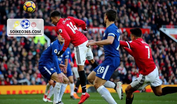 Soi kèo bóng đá Man United vs Chelsea