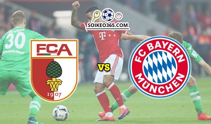 Soi kèo Augsburg vs Bayern Munich