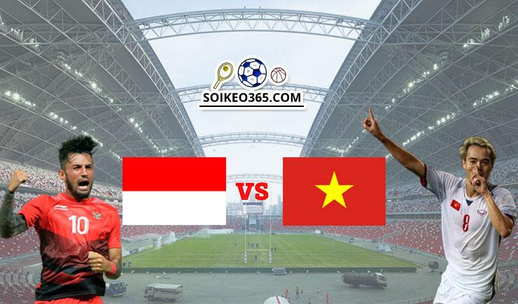 Soi kèo Indonesia vs Việt Nam