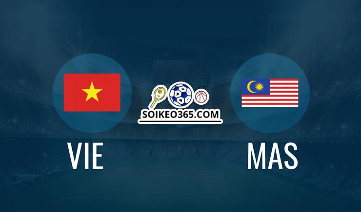 Soi kèo Việt Nam vs Malaysia