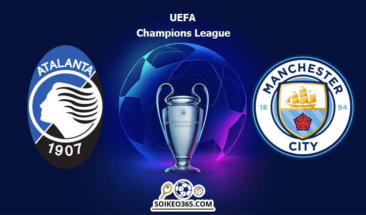 Kèo Atalanta vs Manchester City