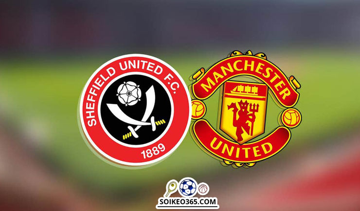 Kèo Sheffield United vs Manchester United