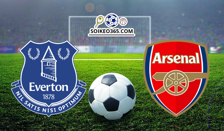 Soi kèo Everton vs Arsenal