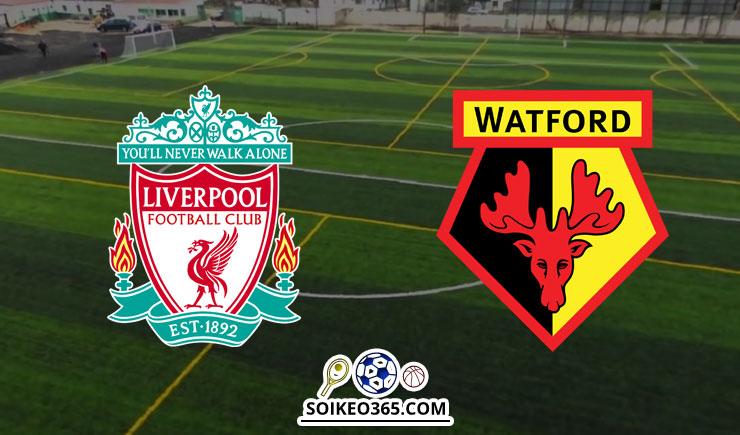 Soi kèo Liverpool vs Watford