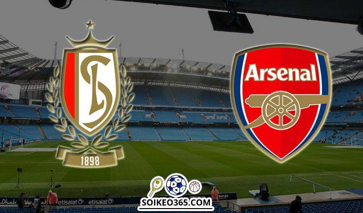 Soi kèo Standard Liege vs Arsenal