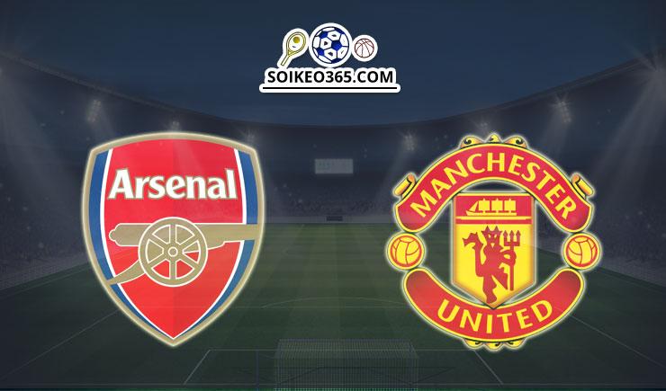 Soi keo Arsenal vs Manchester United