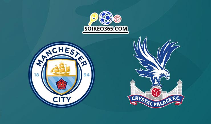 Soi kèo Manchester City vs Crystal Palace