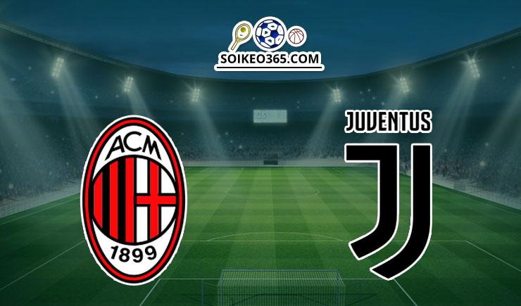 Soi kèo AC Milan vs Juventus