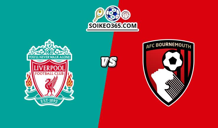 Soi kèo Liverpool vs Bournemouth