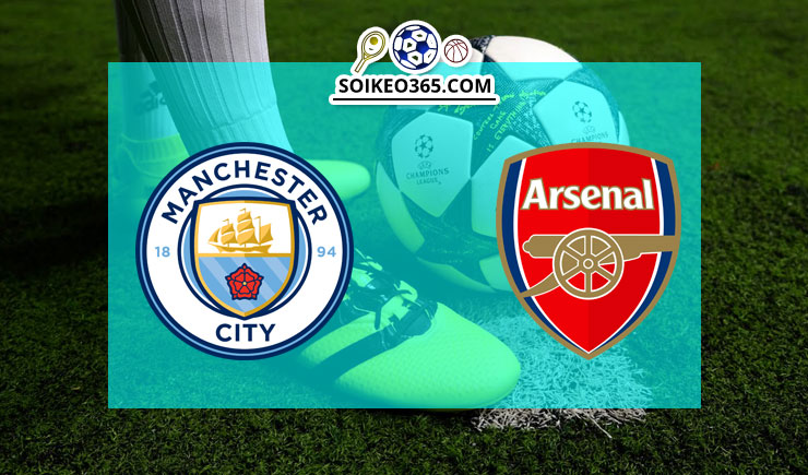 Soi kèo Manchester City vs Arsenal