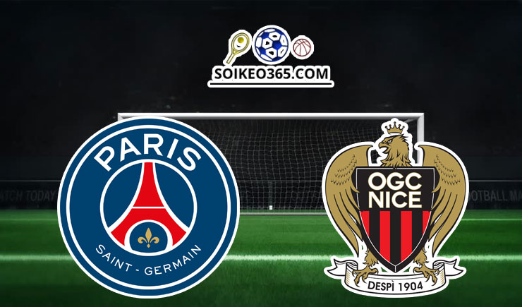 Soi kèo Paris Saint Germain vs Nice