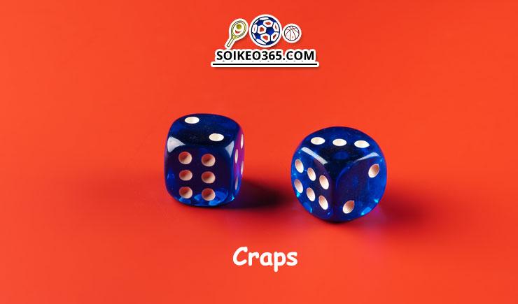 Cách chơi Craps