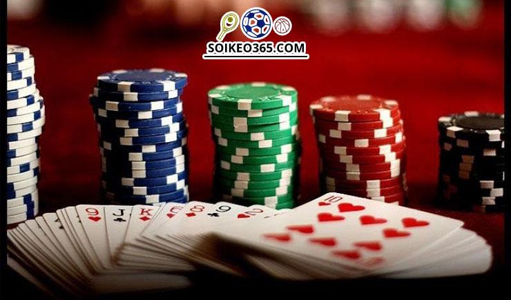 Cách chơi Stud Poker