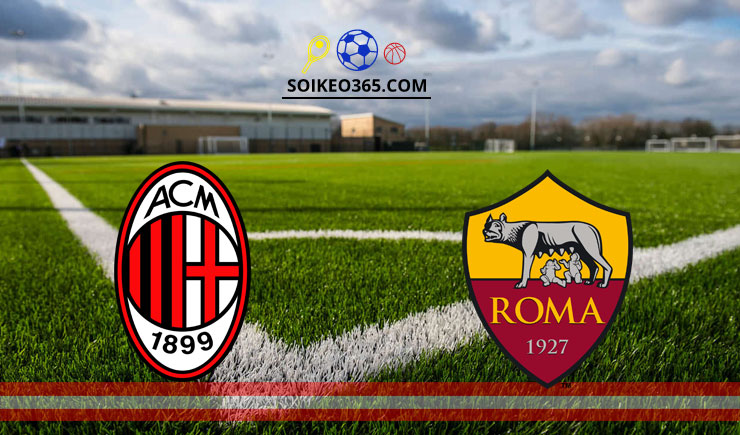 Nhận định AC Milan vs AS Roma
