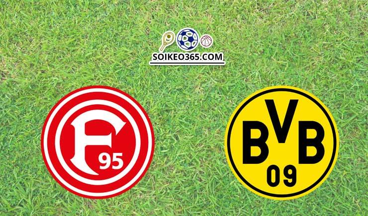 Nhận định Fortuna Dusseldorf vs Borussia Dortmund