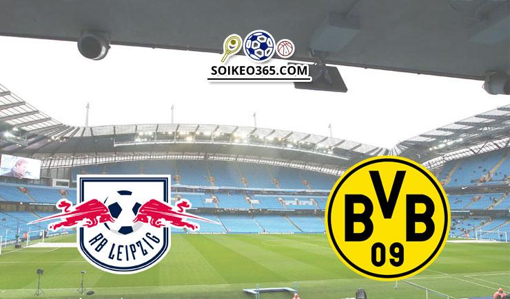Soi kèo RB Leipzig vs Borussia Dortmund