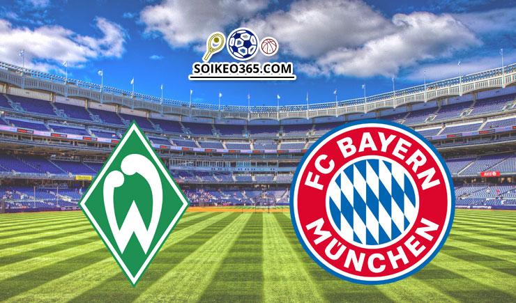 Soi kèo Werder Bremen vs Bayern Munich