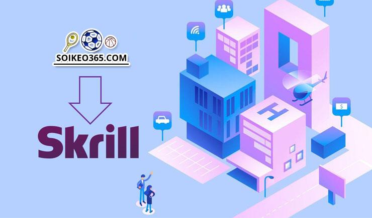 Ví điện tử Skrill