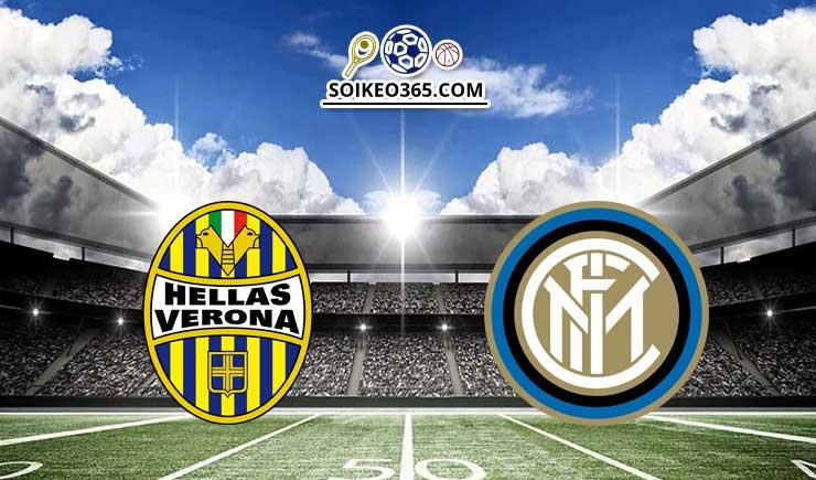 Soi kèo Hellas Verona vs Inter Milan