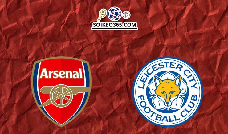 Soi kèo Arsenal vs Leicester City