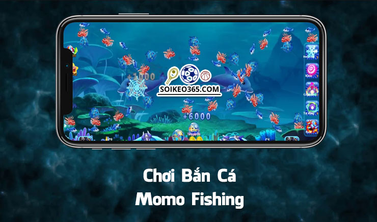 Bắn cá Momo Fishing