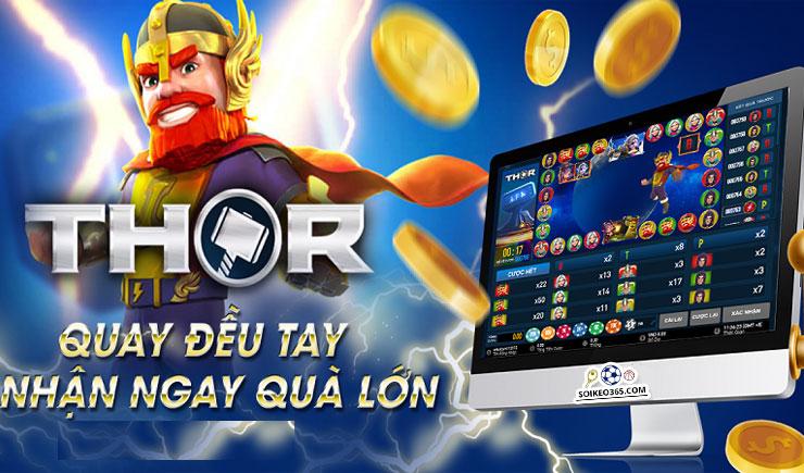 Cách chơi game Thor