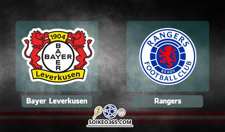 Soi kèo Bayer Leverkusen vs Rangers