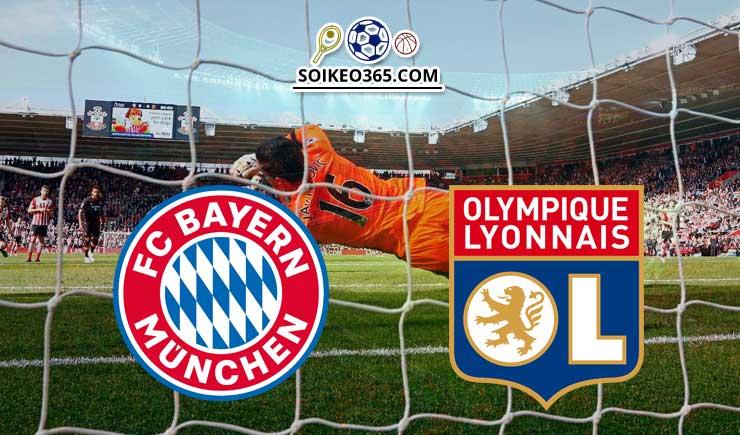 Soi kèo Bayern Munich vs Lyon