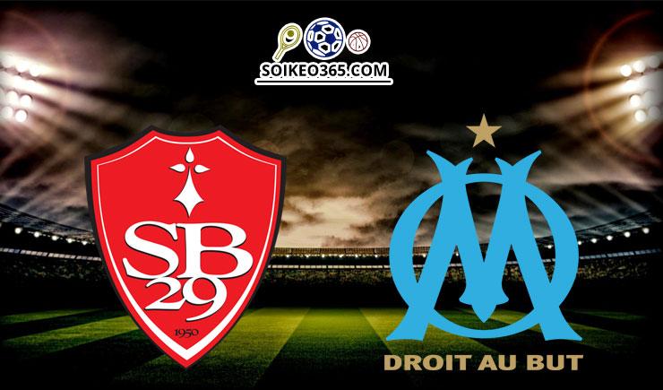 Soi kèo Brest vs Marseille