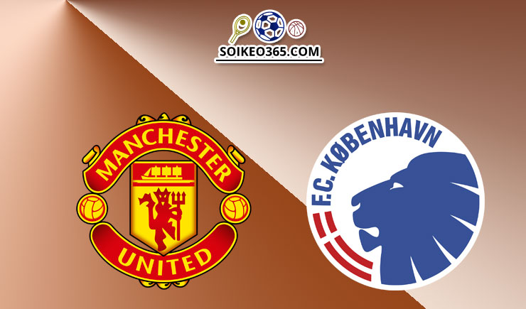 Soi kèo Man United vs Copenhagen