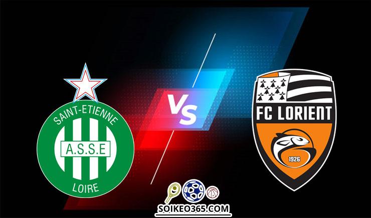 Soi kèo Saint Etienne vs Lorient