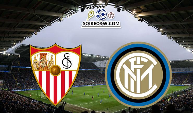 Soi kèo Sevilla vs Inter Milan