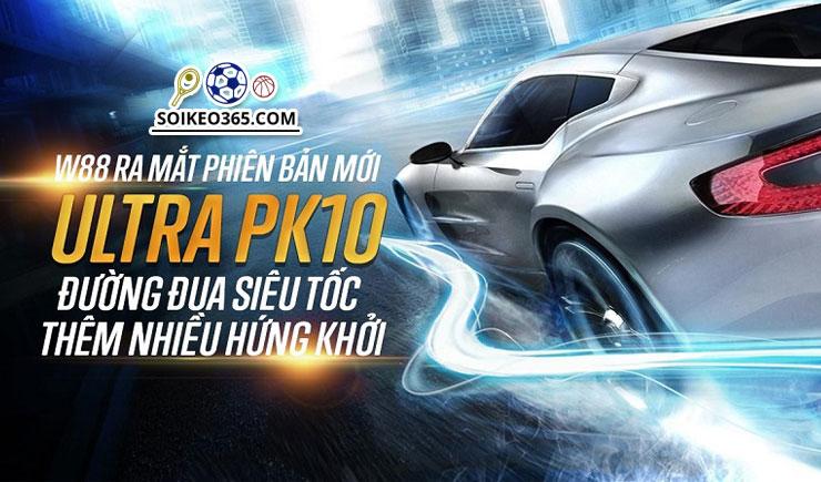 Cách chơi xổ số đua xe PK10