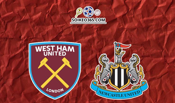 Soi kèo West Ham vs Newcastle
