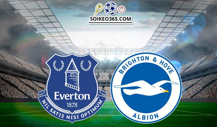 Soi kèo Everton vs Brighton Hove