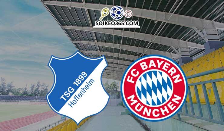 Soi kèo Hoffenheim vs Bayern Munich
