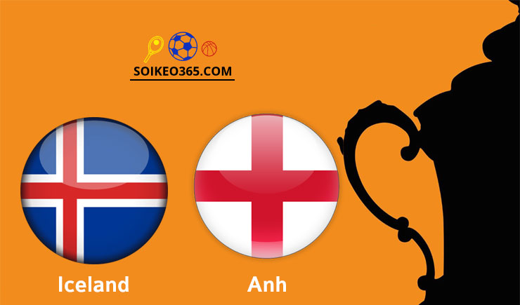 Soi kèo Iceland vs Anh