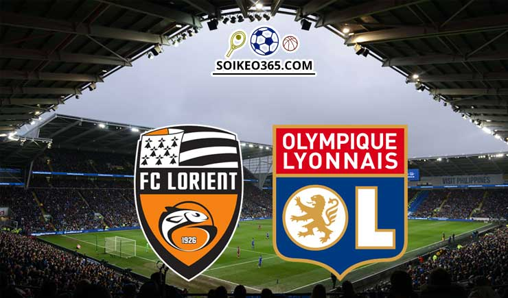 Soi kèo Lorient vs Lyon