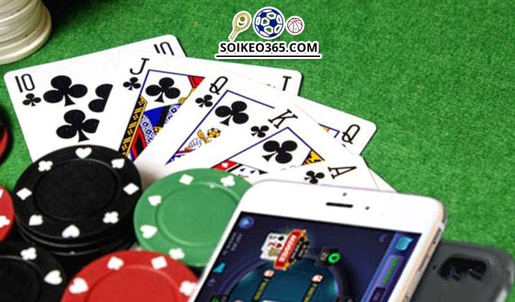 game bài Poker đổi thưởng