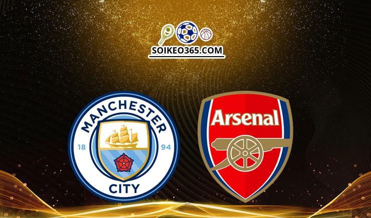 Soi kèo Man City vs Arsenal