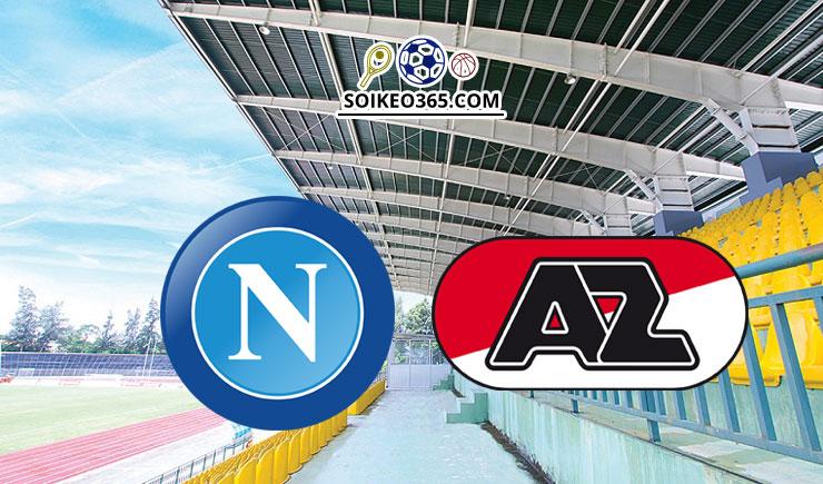 Soi kèo Napoli vs AZ Alkmaar