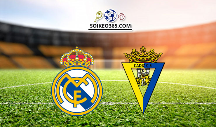 Soi kèo Real Madrid vs Cadiz SAD