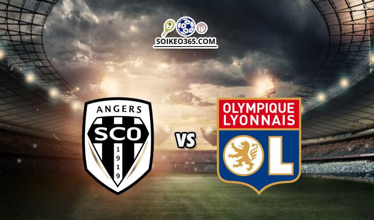 Soi kèo Angers vs Lyon