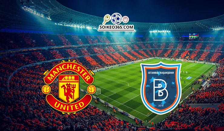 Soi kèo Man United vs Istanbul Basaksehir