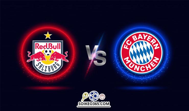 Soi kèo RB Salzburg vs Bayern Munich