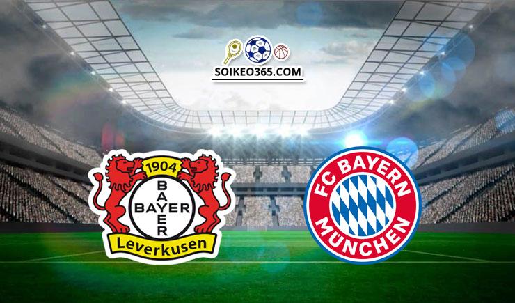 Soi kèo Bayer Leverkusen vs Bayern Munich