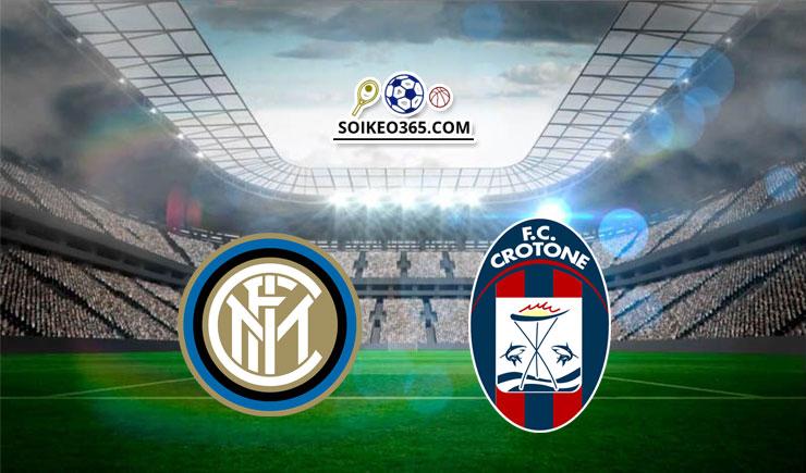 Soi kèo Inter Milan vs Crotone