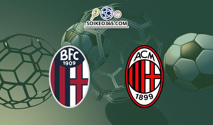 Soi kèo Bologna vs AC Milan